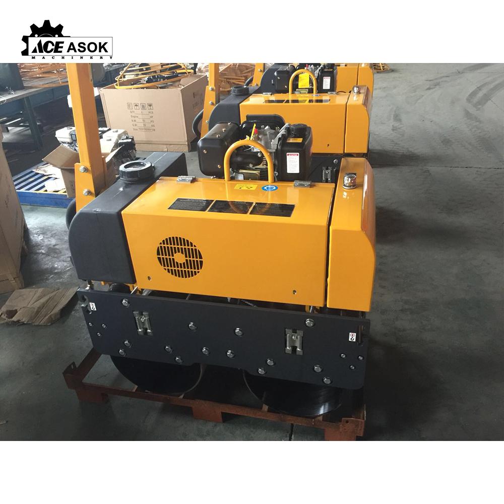 RL-700D Double-drum vibratory roller