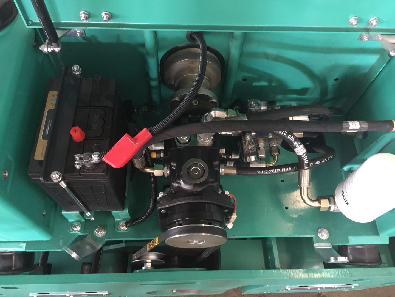 RL-800DZ Double-drum roller